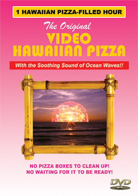 Video Hawaiian Pizza DVD