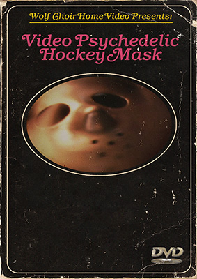 Video Psychedelic Hockey Mask DVD